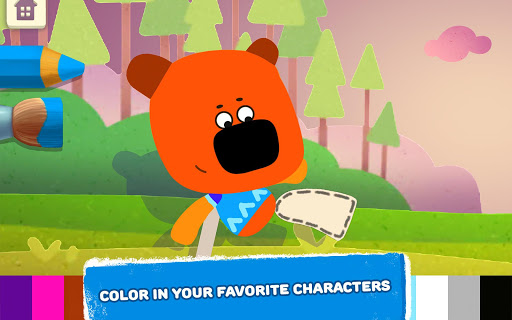 Be-be-bears: Early Learning apkpoly screenshots 11