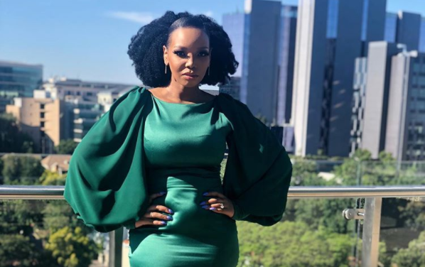 Thembisa Mdoda-Nxumalo has dedicated her latest acting gig in Showmax's 'Dam' to her late mother.