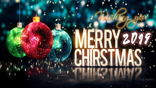 Merry Christmas Greeting and Happy New Year 2020 screenshots 5