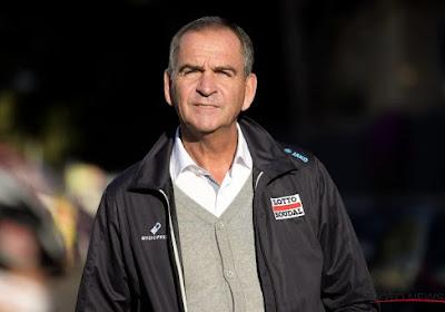 Marc Sergeant zal opnieuw meer achter het stuur van de volgwagen zitten bij Lotto-Soudal