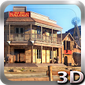 Wild West 3D Live Wallpaper icon