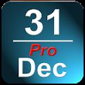 Calendar Day In Status Bar Pro icon