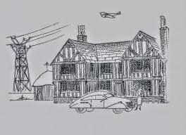 Lancaster's Stockbroker Tudor