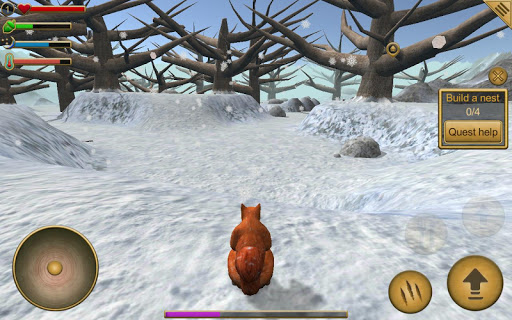 Squirrel Simulator 2.03 Cheat screenshots 2