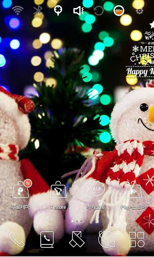 Happy Christmas Theme