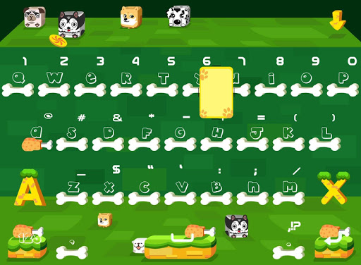 Dog for FancyKey Keyboard