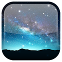 Night Star Live Wallpaper icon