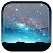 Night Star Live Wallpaper
