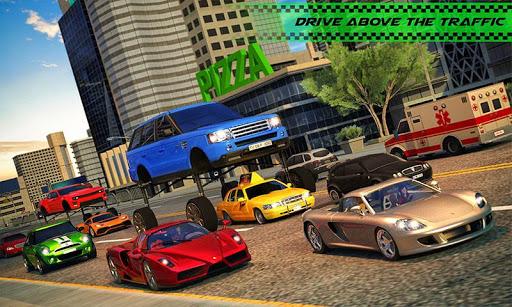 Modern Car Driving Simulator SUV Car Parking Games apktram screenshots 1