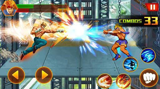 Street Boxing kung fu fighter 1.0.0 screenshots 3