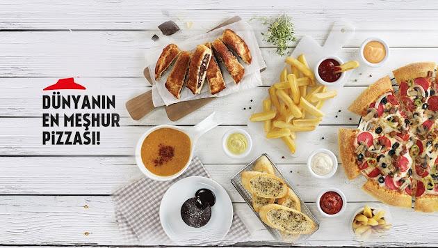 PizzaHut Türkiye GooglePlus  Marka Hayran Sayfası