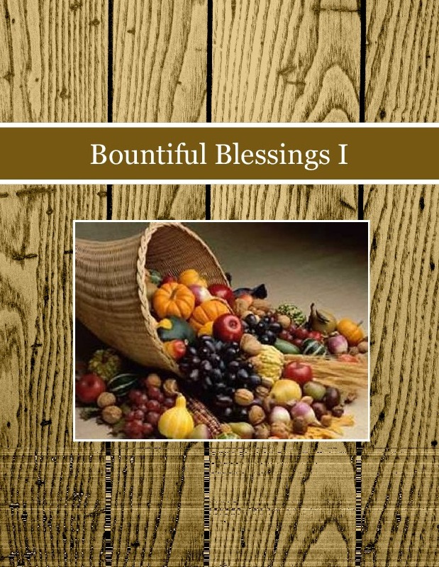 Bountiful Blessings I