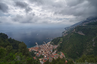 Photo: Amalfi Storms Looming