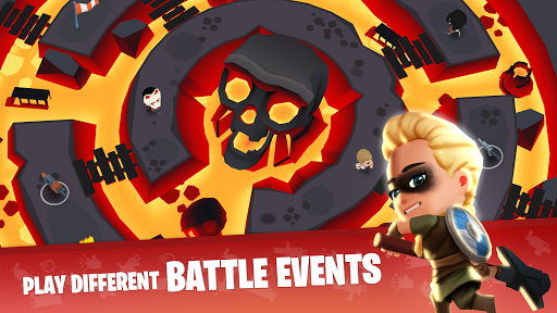 Battlelands Royale apktram screenshots 4