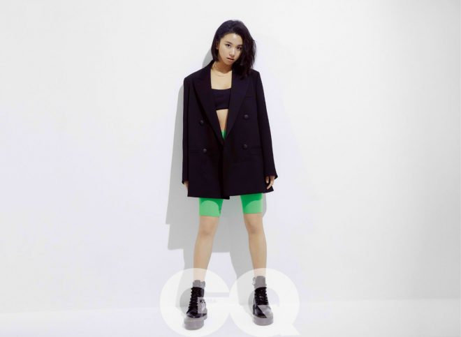 chaeyoung gq
