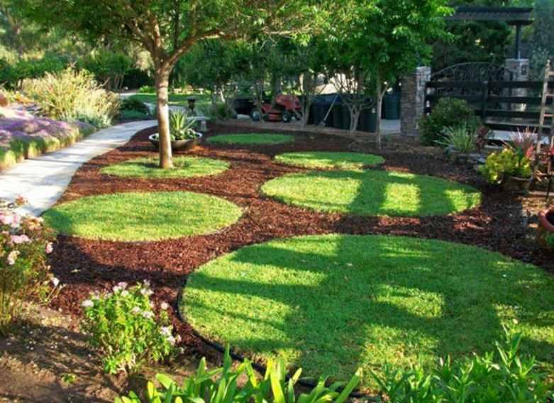 Landscaping Design Ideas cover Garden Landscape Design Ideas Screenshot