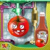 Tomato Ketchup Factory – Chef