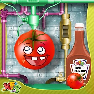 Tomato Ketchup Factory – Chef for PC and MAC