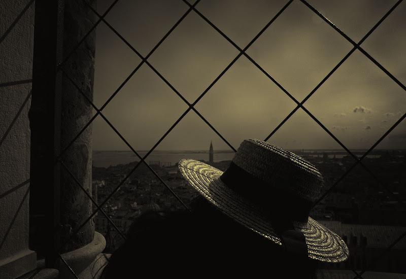Osservando Venezia in silenzio.. di Tiziana Detoni