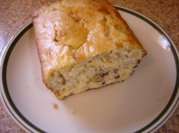 Pineapple Cheese Bread Recipe