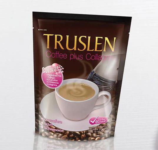 2. TRUSLEN Coffee Plus Collagen