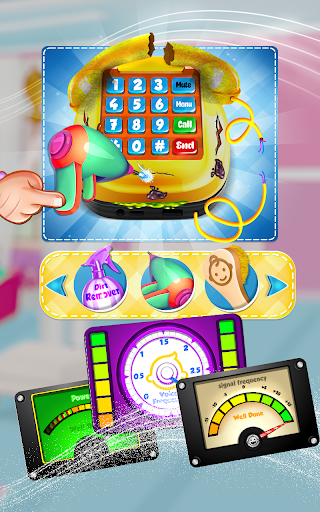 Mommy & Baby Care Games apkpoly screenshots 13