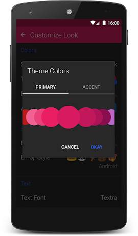 Textra SMS Pro 3.42 build 34290 APK