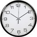 省エネ時計の壁紙