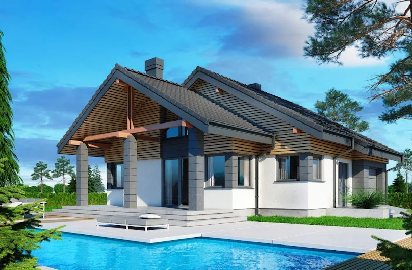Projekt domu Nel IIN+