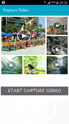 Capture Video