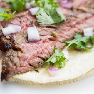 Skirt Steak Carne Asada Recipe