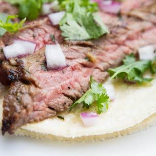 Skirt Steak Carne Asada.