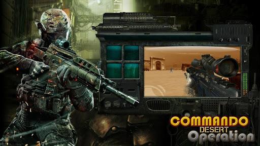 玩動作App|沙漠突擊隊免費|APP試玩