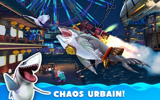 Hungry Shark World  captures d'u00e9cran 14
