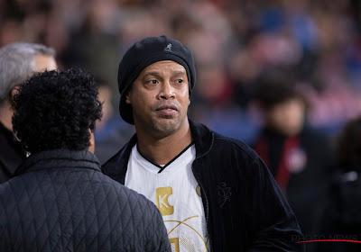 La galère se poursuit pour Ronaldinho