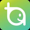 カラオケ×バーチャルライブ配信ならトピア(topia)- JOYSOUND楽曲が無料で歌い放題 - icon
