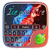 Fire N Ice GO Keyboard Theme