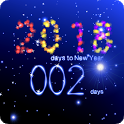New Year's Countdown 2018 icon