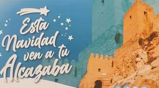 Navidad en La Alcazaba para familias con peques