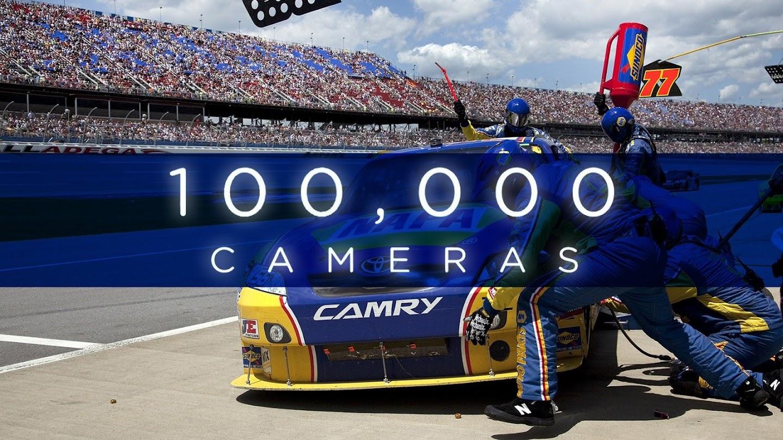 100,000 Cameras