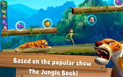 Jungle Book Runner: Mowgli and Friends 1.0.0.8 screenshots 16