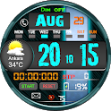 Marine Pro Watch Face For WatchMaker Users icon