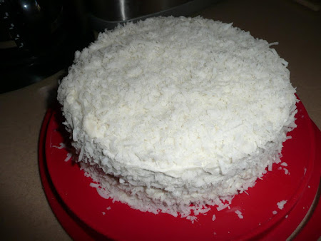 Tommy's Coconut Cake Recipe