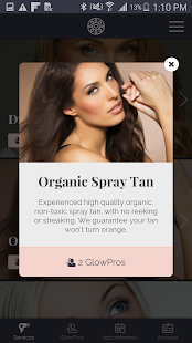 GLOW – Beauty on Demand- screenshot thumbnail