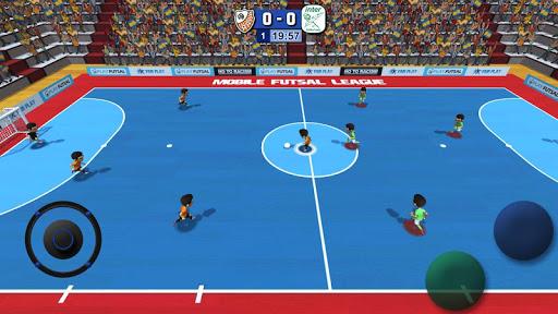 Futsal Indoor Soccer 1.0 screenshots 1