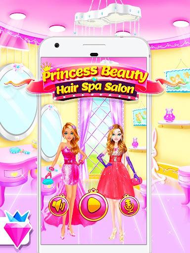 Princess Salon - Dress Up Makeup Game for Girls 1.0.5 Screenshots 5