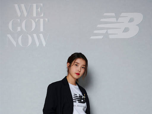 We Got Now: New Balance adds IU to its roster of brand ambassadors