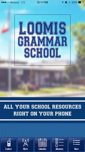 Loomis Grammar School