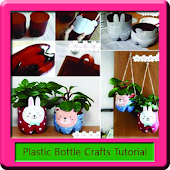 Plastic Bottle Crafts Tutorial