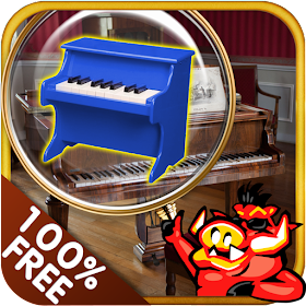 Free New Hidden Object Game Free New Classic Piano
